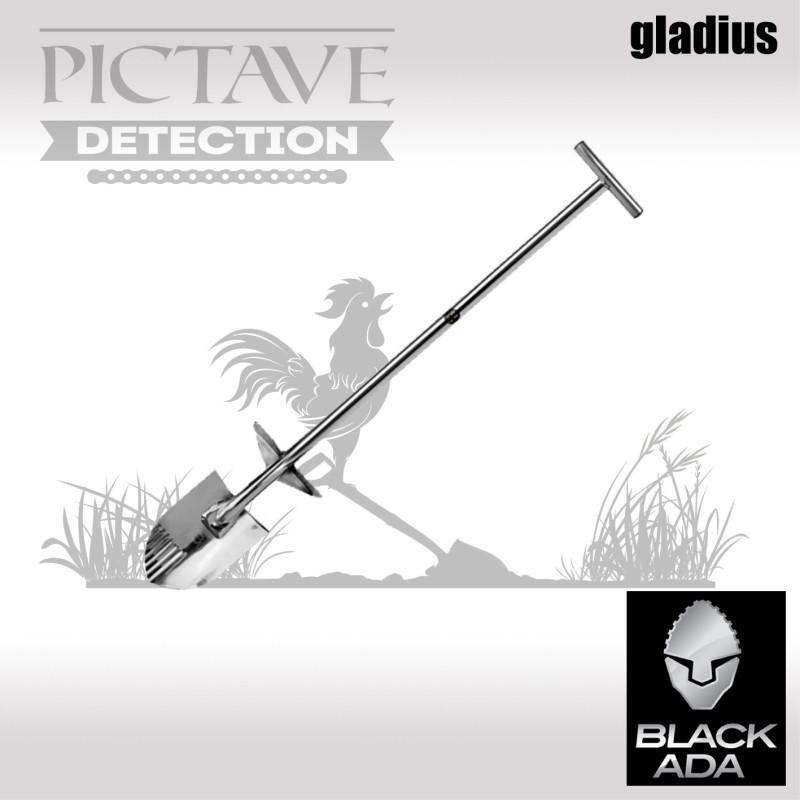 Pelle Black Ada GLADIUS INOX