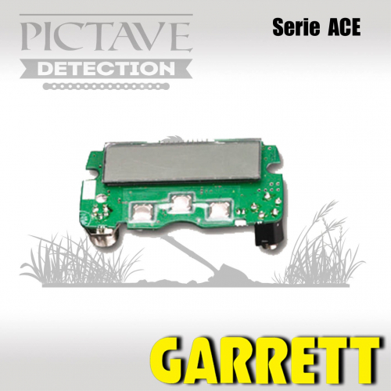 garrett circuit ace 150