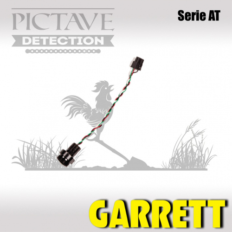 garrett connecteur disque serie at