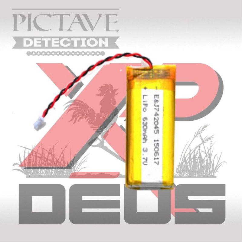 batterie deus XP DEUS