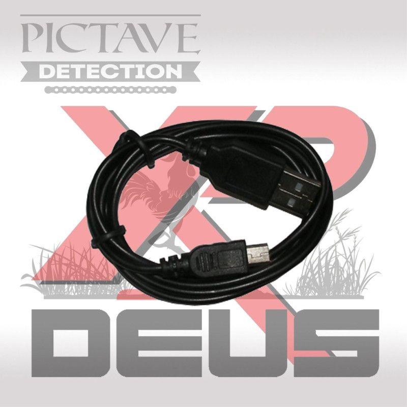 Câble USB mise à jour TC XP DEUS