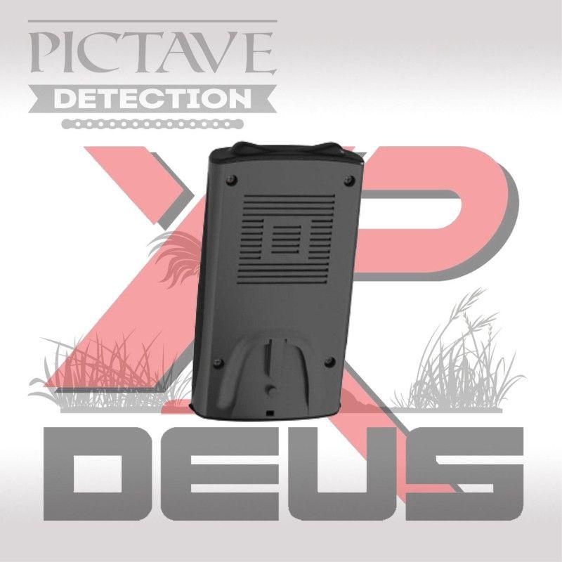 Coque arrière Télécommande avec Rail plastique XP DEUS