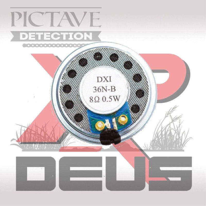 haut parleur télécommande du détecteur de métaux sl255 XP DEUS