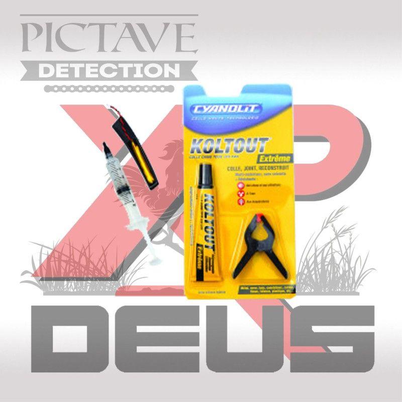 kit changement batterie sl156 XP DEUS