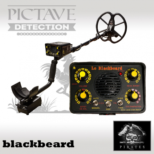 Pirates blackbeard