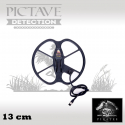 disque pirates 13 cm