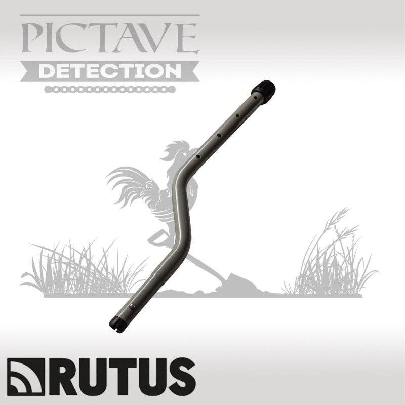HAUT DE CANNE DETECTEURS DE METAUX RUTUS