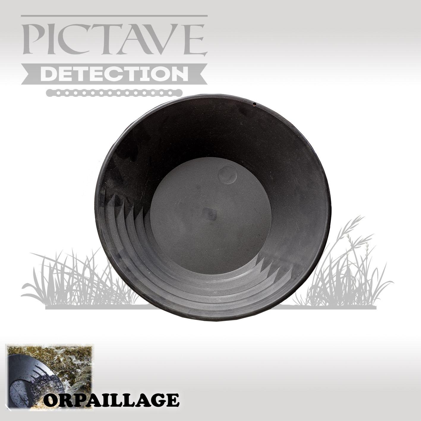 Pan orpaillage Estwing 40 cm