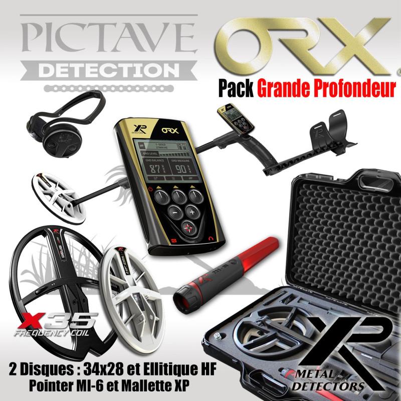 ORX PACK GRANDE PROFONDEUR