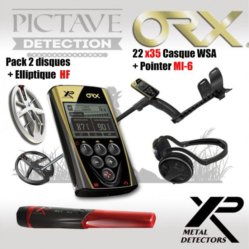 xp orx 22 x35 WSA + Elliptique HF + Pointer MI-6