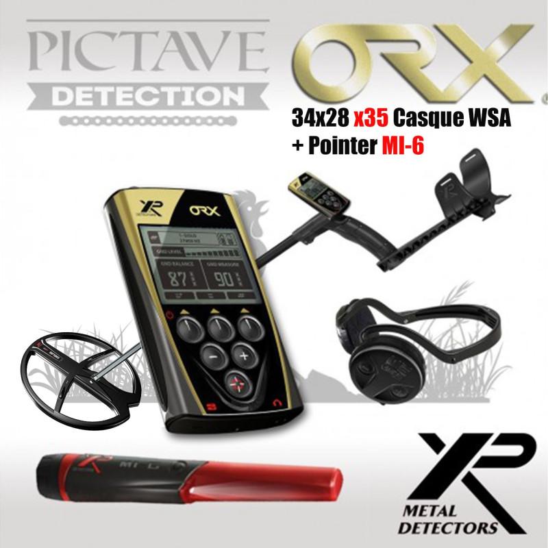 xp orx 34x28 x35 WSA + pointer MI-6
