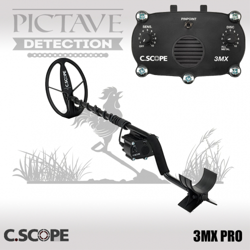 Détecteur C.SCOPE CS3MXi PRO