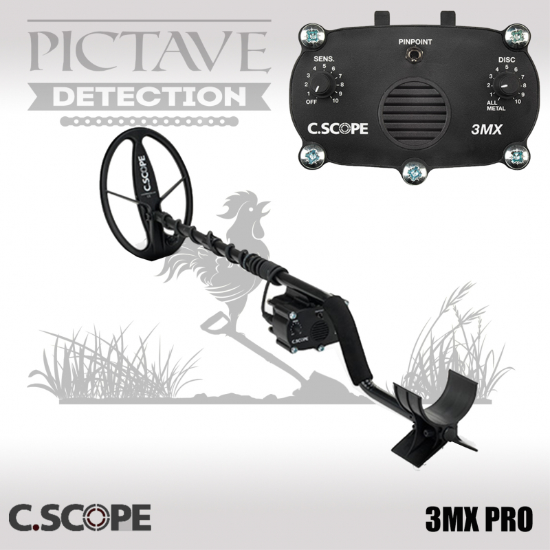 Détecteur C.SCOPE CS3MXi PRO