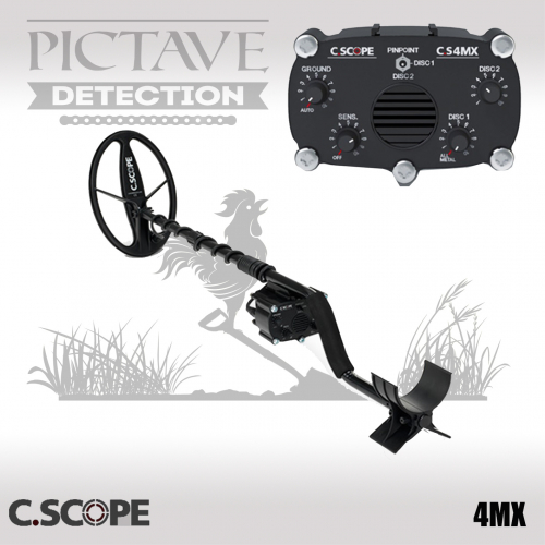 Détecteur C.SCOPE CS4 MXi