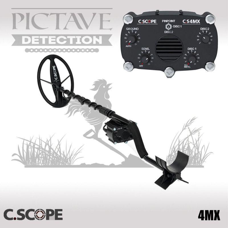 Détecteur C.SCOPE CS4 MXi