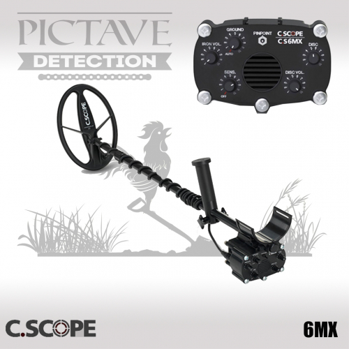 Détecteur C.SCOPE CS6 MXi