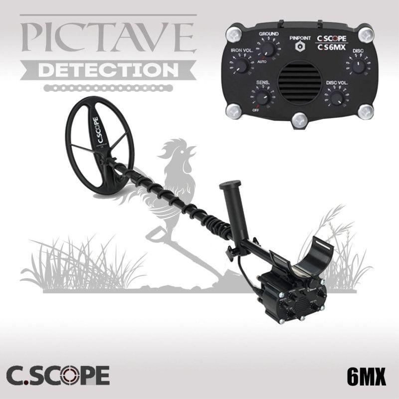 Détecteur C.SCOPE CS6 MXi