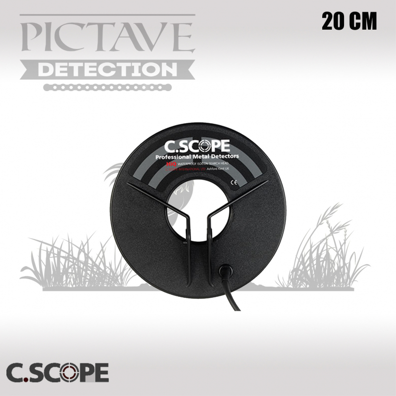 Disque 20 cm CC C.SCOPE