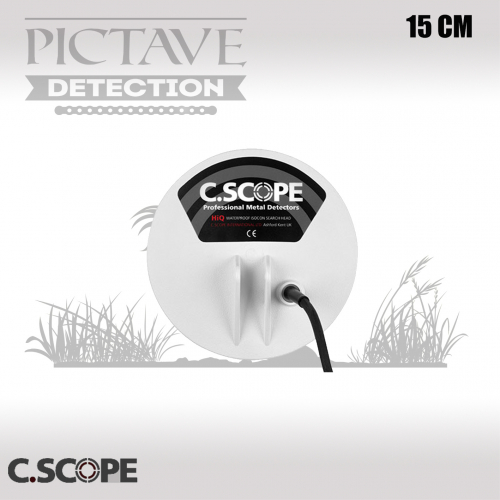 Disque 15 cm DD C.SCOPE