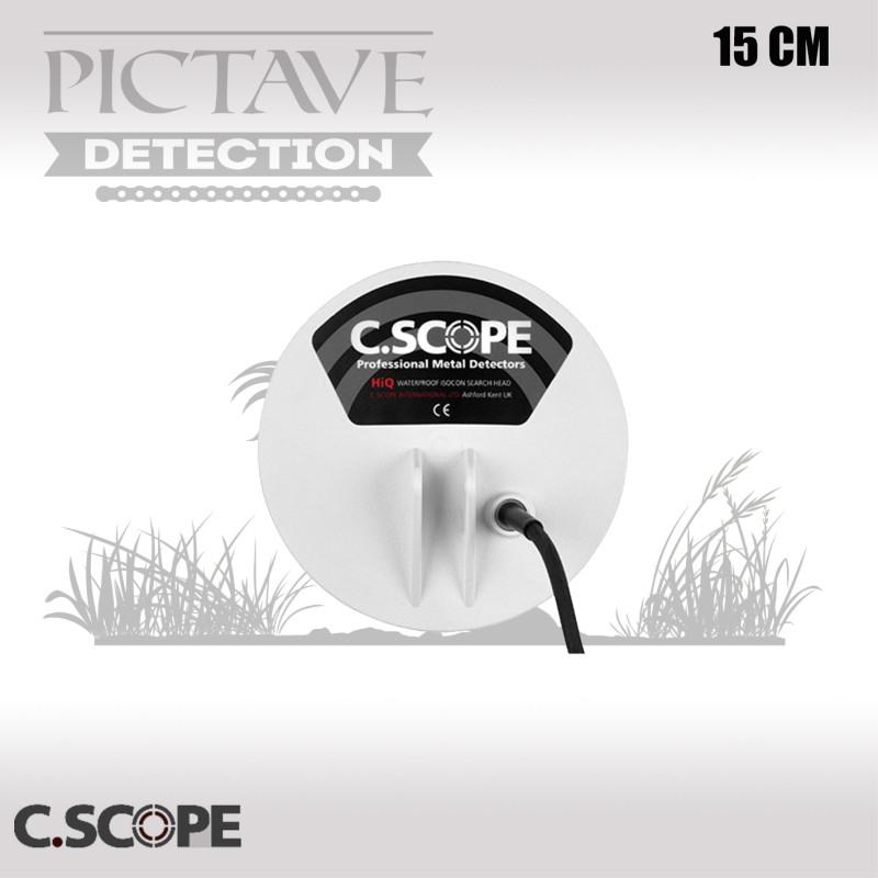 Disque 15 cm DD C.SCOPE