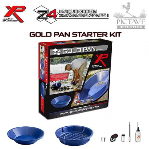 KIT XP GOLD PAN STARTER