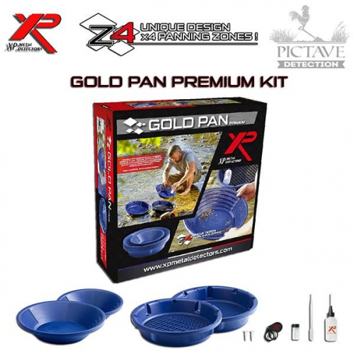 KIT XP GOLD PAN PRENIUM