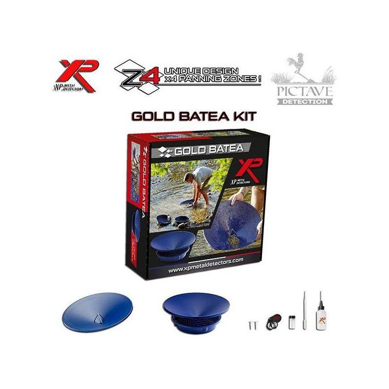 KIT D'ORPAILLAGE XP GOLD BATEA