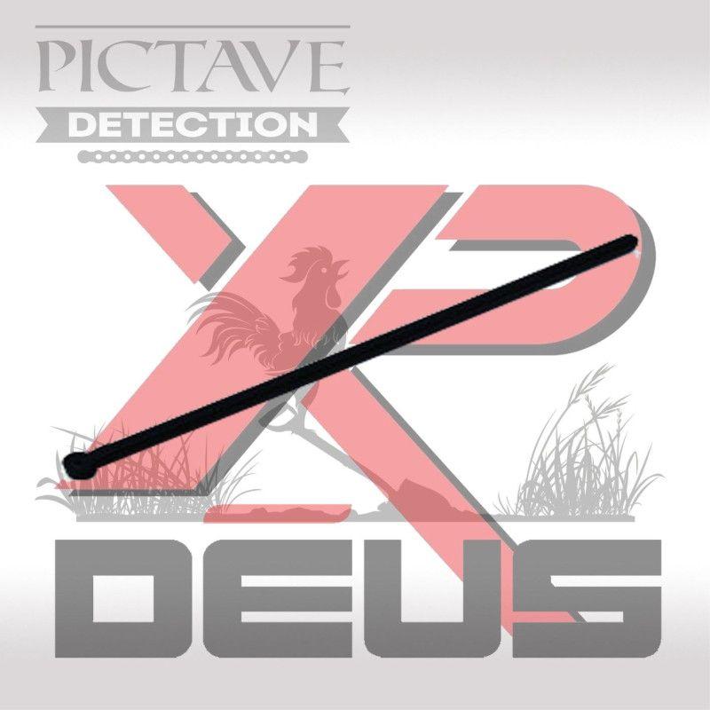 bas de canne XP DEUS