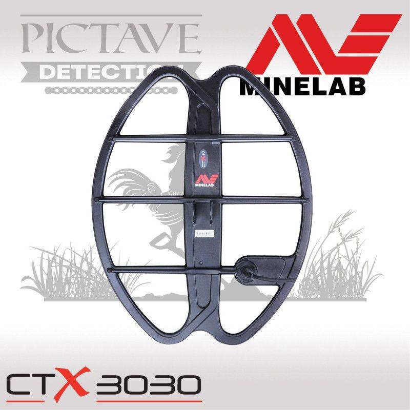 Disque MINELAB 43 cm ctx