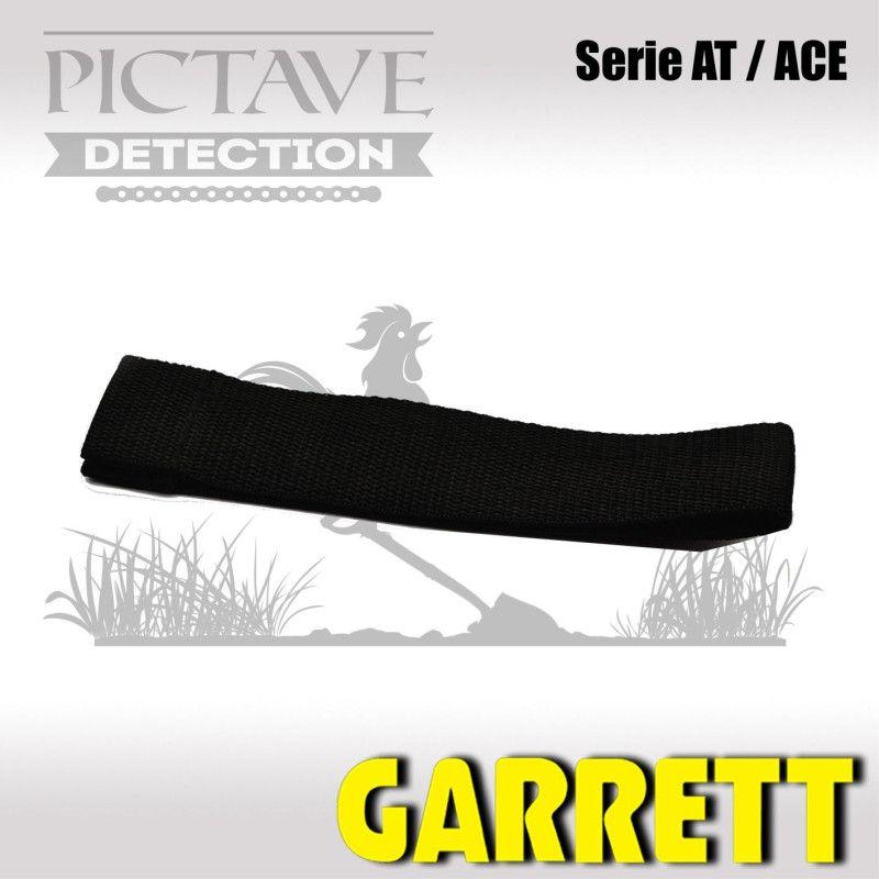 garrett bande scratch repose bras