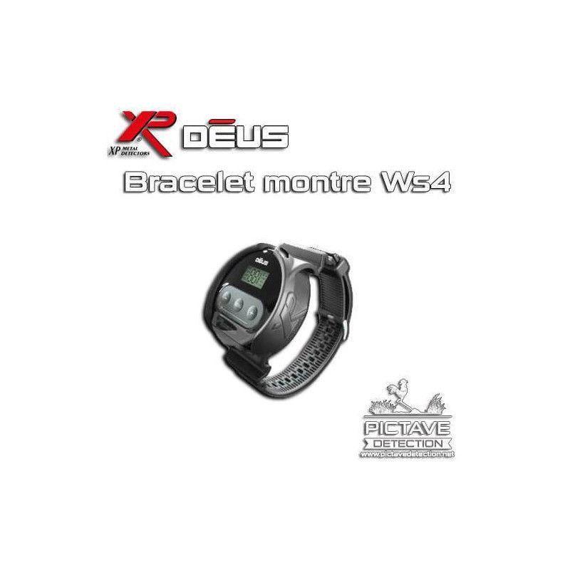 Bracelet montre XP DEUS ws4