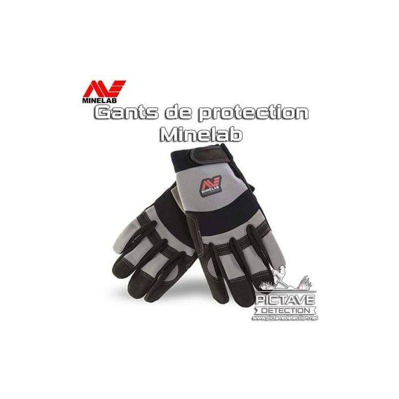 Gants minelab