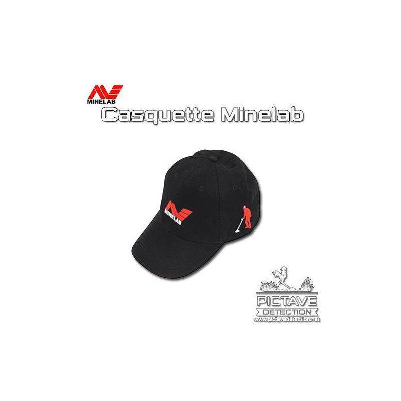 Casquette Minelab