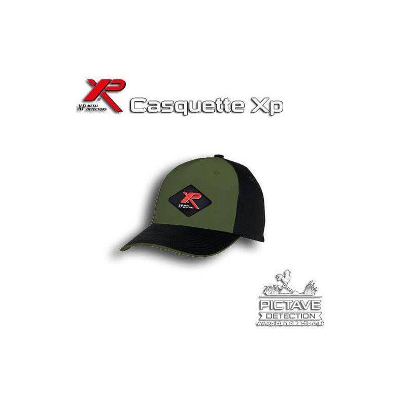 Casquette XP verte et noir