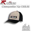 Casquette XP DEUS - noir et beige