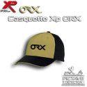 Casquette XP ORX - OR et noir