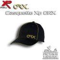 Casquette XP ORX - noir et or