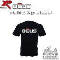 T-shirt XP DEUS noir