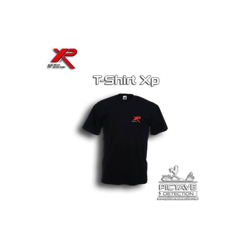 T-shirt XP noir