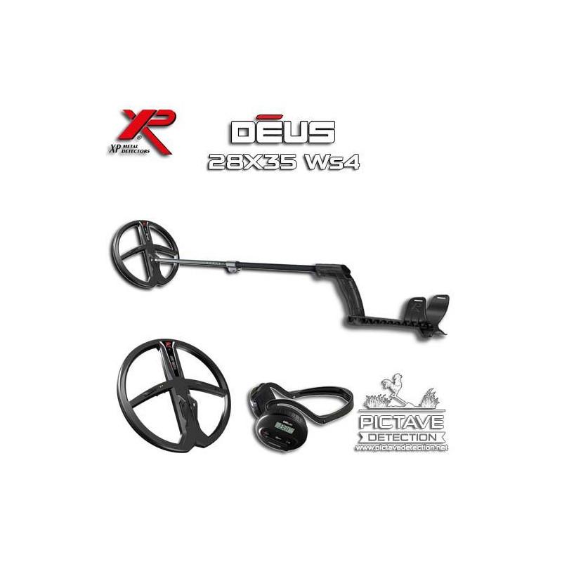 XP DEUS Pack Lite 28 WS4