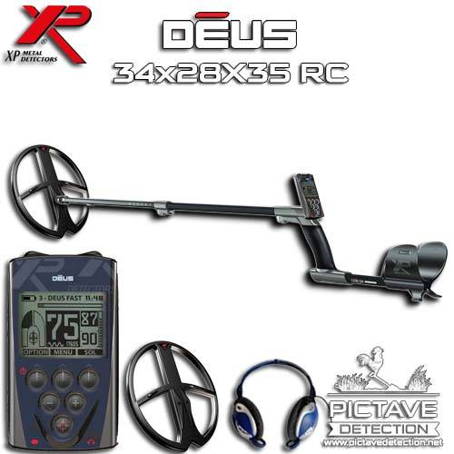 XP DEUS PACK RC 34x28