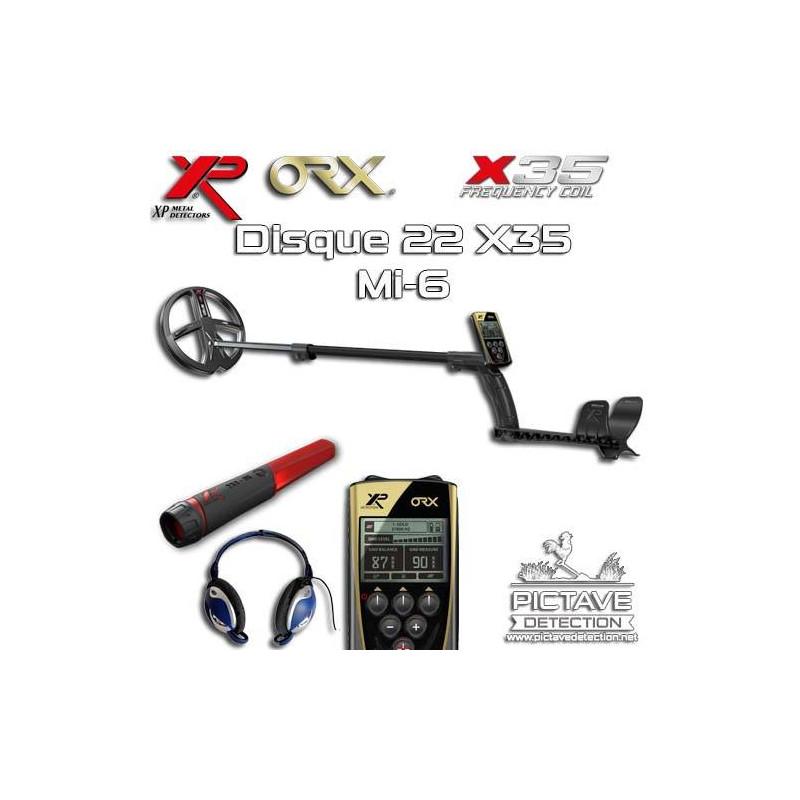 xp orx 22 x35 + Pointer MI-6