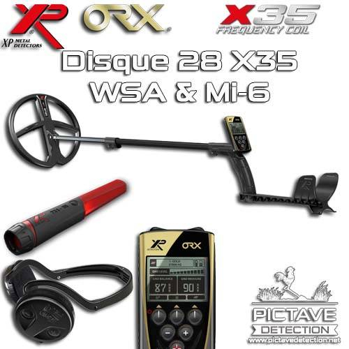 xp orx 28 x35 WSA + pointer MI-6