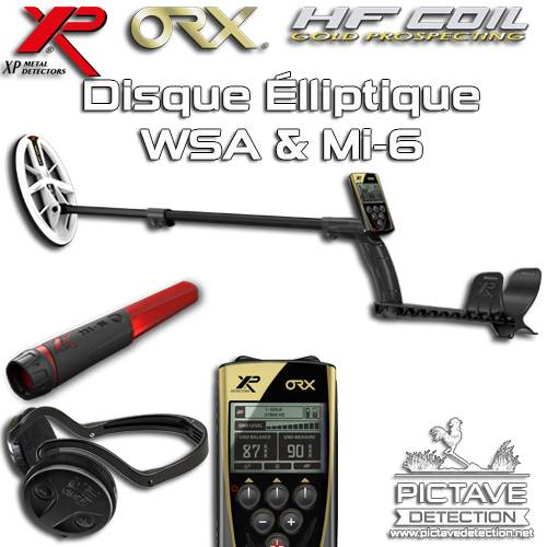 xp orx elliptique hf wsa pointer mi-6