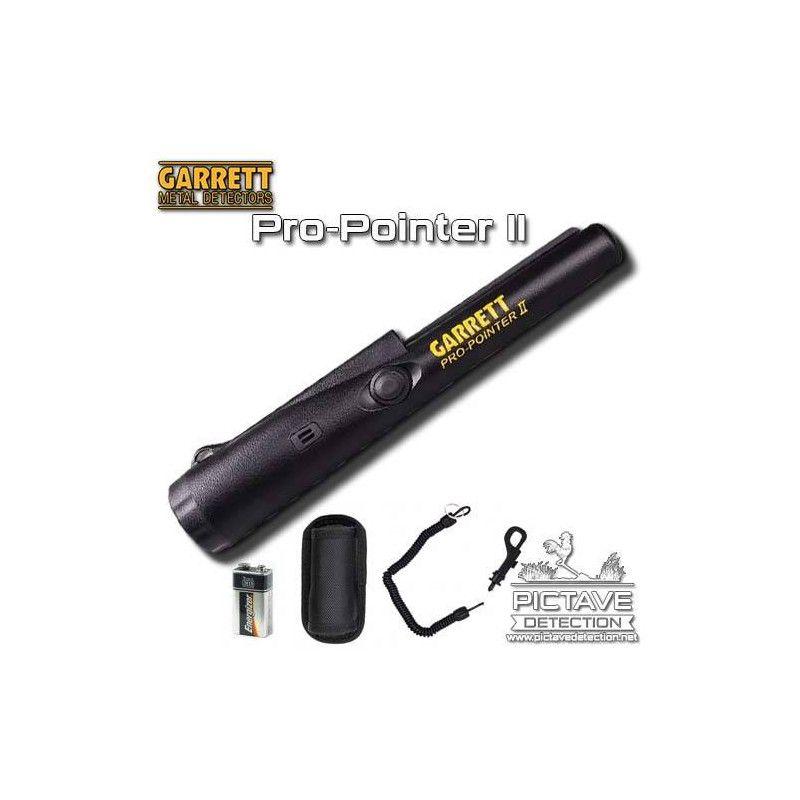 Garrett PRO POINTER II pack basic