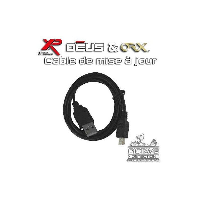 Cable mise à jours XP DEUS
