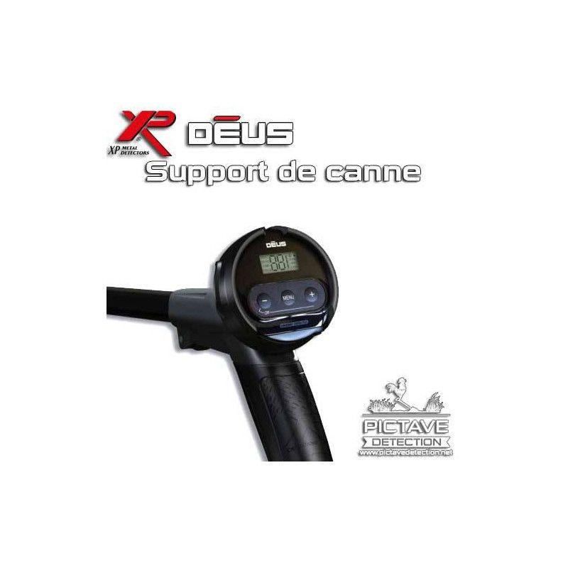 support de canne XP pour deus Lite