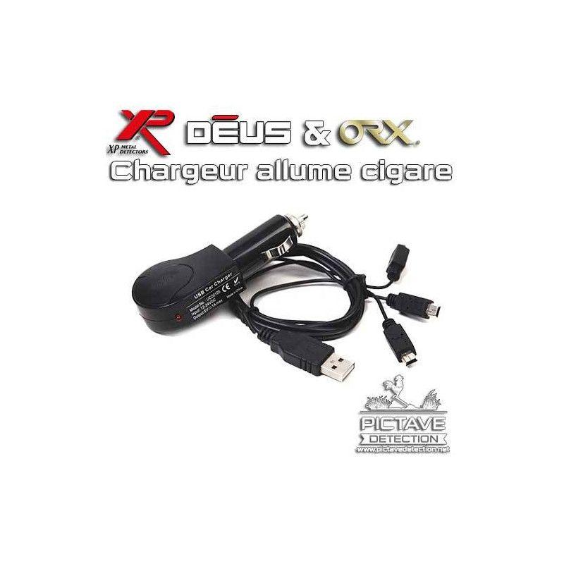 Chargeur allume cigare XP deus