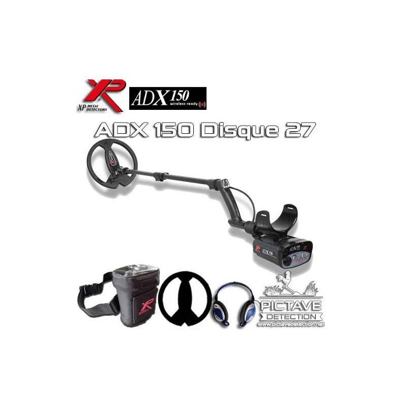 XP ADX 150 DISQUE 27 Pictave Détection