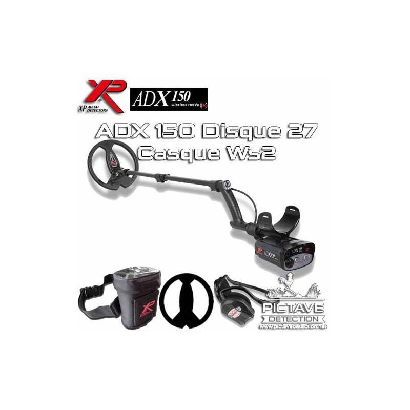 XP ADX 150 PACK CONFORT DISQUE 27